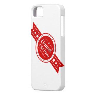 "Caso republicano del iPhone de ""Grand Old Party"" d iPhone 5 Cárcasas"