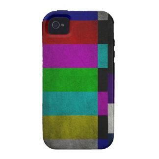 Caso retro del iPhone 4/4S de la prueba de la Case-Mate iPhone 4 Fundas