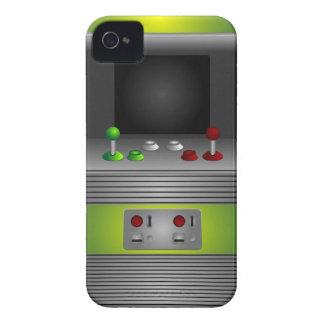Caso retro del iPhone 4 de la consola del Funda Para iPhone 4 De Case-Mate