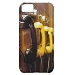 Caso retro del iPhone 5 de los teléfonos