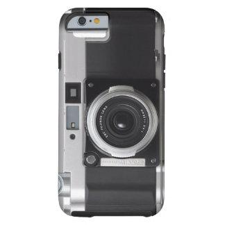 Caso retro del iPhone 6 de la cámara de la Funda Para iPhone 6 Tough