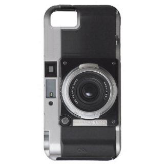 Caso retro del iPhone de la cámara de la película  iPhone 5 Case-Mate Funda