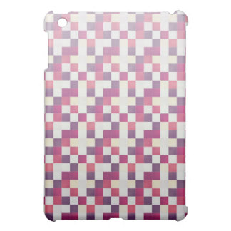 Caso retro elegante fresco del iPad del rosa del r