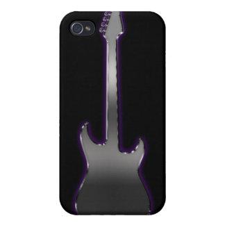 caso Rockstar del iPhone 4G iPhone 4/4S Fundas