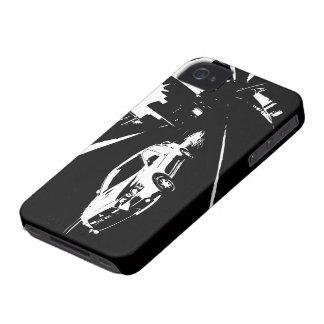 Caso rodante del iPhone 4 del tiro de la evolución Case-Mate iPhone 4 Coberturas
