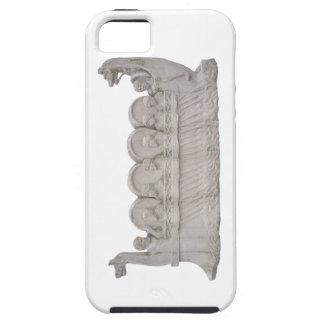 Caso romano de Wineship iPhone 5 Case-Mate Carcasas