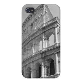 Caso romano del iPhone 4 del coliseo iPhone 4 Cárcasas