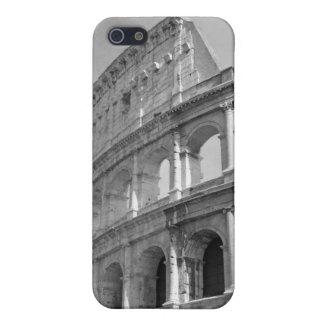 Caso romano del iPhone 4 del coliseo iPhone 5 Cárcasas