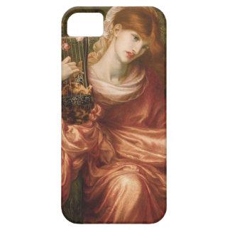 Caso romano del iPhone 5 del jugador de la arpa de iPhone 5 Cobertura