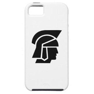 Caso romano del iPhone 5 del pictograma del soldad iPhone 5 Case-Mate Protector