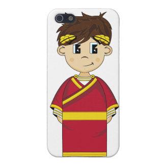 Caso romano del iphone del emperador iPhone 5 coberturas
