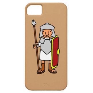 Caso romano del iPhone del soldado iPhone 5 Case-Mate Carcasas