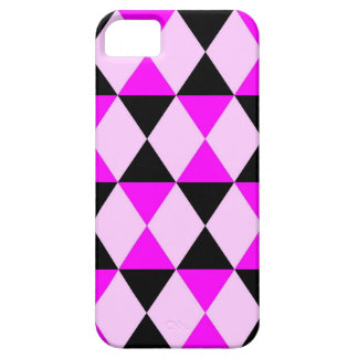 Caso rosáceo del iphone iPhone 5 carcasas