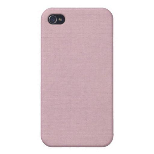 Caso rosado 4/4S del iPhone iPhone 4/4S Carcasas
