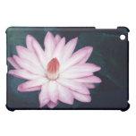 Caso rosado del iPad de Lotus