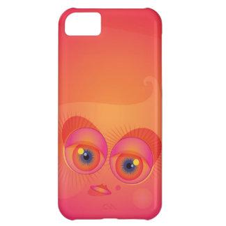 Caso rosado del iPhone
