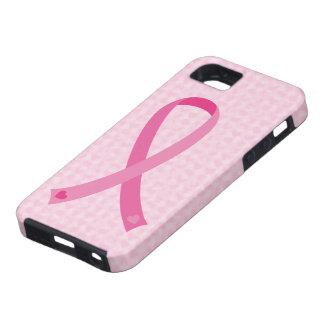 Caso rosado del iPhone 5 de la conciencia del iPhone 5 Carcasa