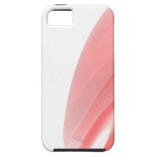 Caso rosado del iPhone 5 de la corriente iPhone 5 Carcasas