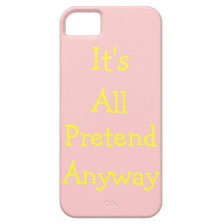 Caso rosado del iPhone 5 es todo finge de todos mo iPhone 5 Cobertura