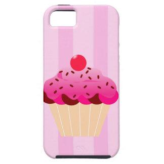 caso rosado del iphone de la magdalena funda para iPhone SE/5/5s