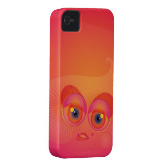 Caso rosado del iPhone Case-Mate iPhone 4 Protector