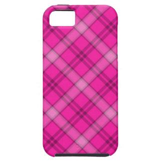 Caso rosado juguetón del ambiente del iPhone 5 de Funda Para iPhone SE/5/5s