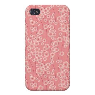 Caso rosado lindo del iphone 4 del modelo de las f iPhone 4/4S funda