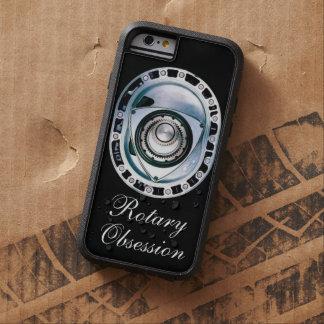 Caso rotatorio de la obsesión del iPhone 6 duros Funda De iPhone 6 Tough Xtreme