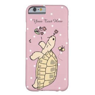 Caso ruso adaptable del iPhone de la tortuga Funda Barely There iPhone 6