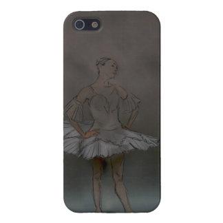 Caso ruso del iPhone 5 de la bailarina iPhone 5 Carcasas