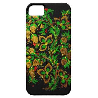 Caso ruso del iPhone 5 del arte popular Funda Para iPhone SE/5/5s