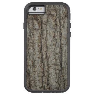Caso rústico del iPhone 6 de Camo de la corteza de Funda Tough Xtreme iPhone 6