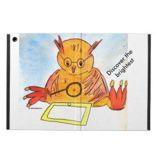 Caso sabio del iPad del búho
