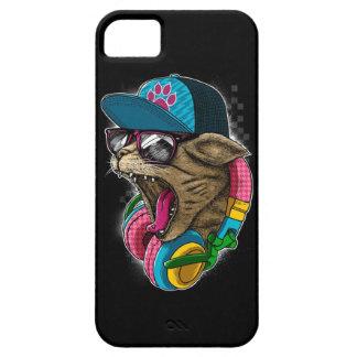Caso salvaje de Iphone 5/5s del Swag iPhone 5 Case-Mate Protectores