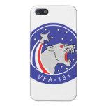 Caso salvaje del iPhone VFA-131 iPhone 5 Protector