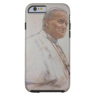 caso San Juan Paulo II del iPhone 6 Funda Para iPhone 6 Tough