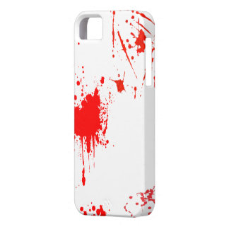 Caso sangriento iPhone 5 fundas