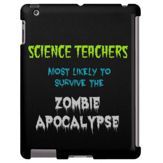 caso ScienceTeacherApocalypse del iPad 2/3/4
