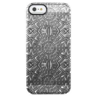 Caso sellado del iPhone del metal Funda Clearly™ Deflector Para iPhone 5 De Uncommon
