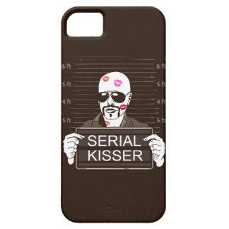 Caso serial del iPhone 5 del Kisser iPhone 5 Carcasa