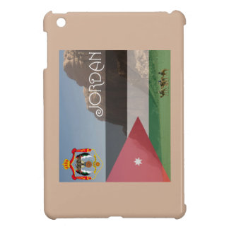 Caso Shell del iPad duro de Jordania mini