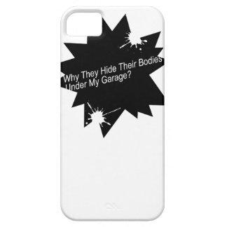 Caso simple del iPhone 5 iPhone 5 Case-Mate Cárcasas