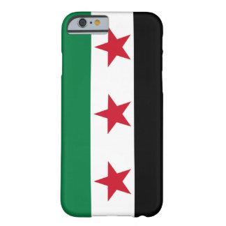 Caso sirio libre del iPhone 6 de la bandera de la