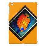 Caso soleado de los pescados iPad mini protector