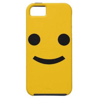 Caso sonriente del iPhone 5 del ambiente de la Funda Para iPhone 5 Tough