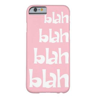 Caso soso   rosa claro del iPhone 6 Funda De iPhone 6 Barely There