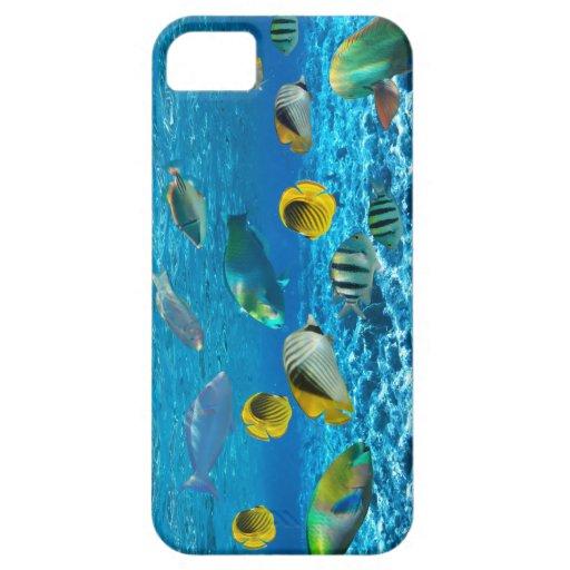 Caso subacuático Apple iPhone5 del iPhone 5 de los iPhone 5 Carcasa