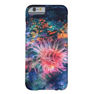 Caso submarino hermoso de la fantasía iphone6 funda para iPhone 6 barely there