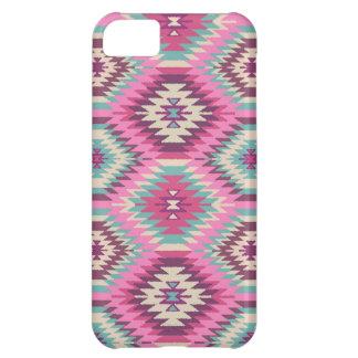 """Caso Sueño-Rosado del iPhone 5C de """"Navajo"""" Funda Para iPhone 5C"""