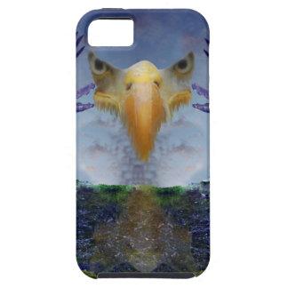 Caso surrealista del iPad de Eagle iPhone/ Funda Para iPhone SE/5/5s